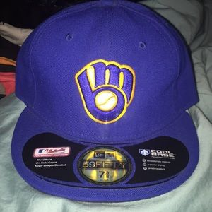 NEW ERA METS FITTED SIZE 7 3/8